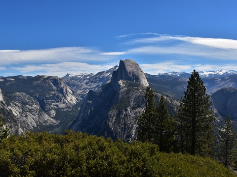 Yosemite, Panorama Trail