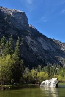 Yosemite, Tenaya Creek