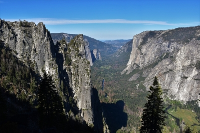 Yosemite Valley, Four Mile Trail