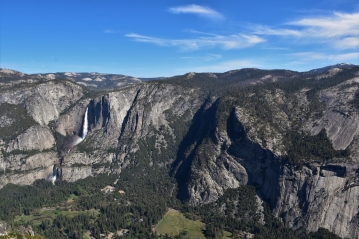 Yosemite, Glacier Point, Yosemite Fall