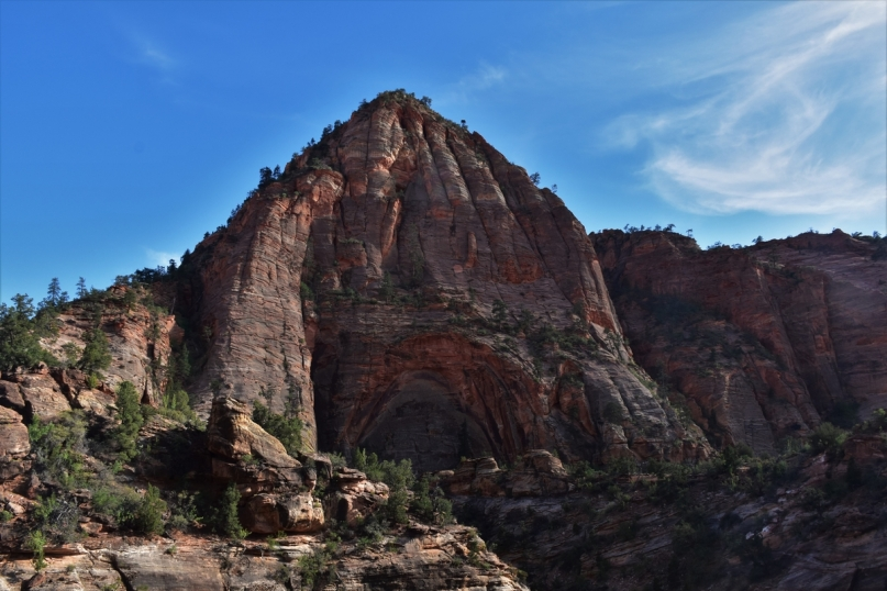 Zion, Canyon Overlook Trail