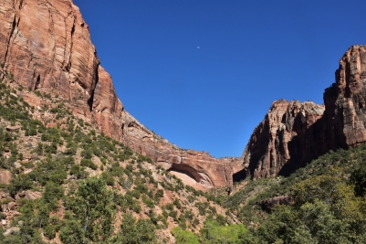 Zion, Great Arch