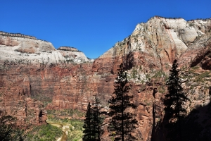 Zion, Observation Point hike