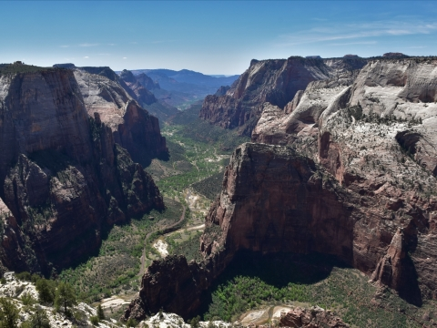 Zion, Observation Point