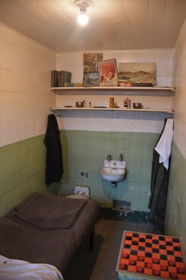 San Francisco, Alcatraz, cell
