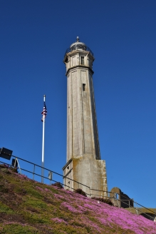 San Francisco, Alcatraz, lighthouse