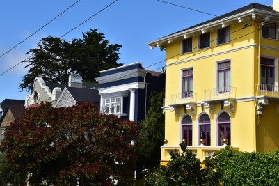 Ashbury Heights, San Francisco