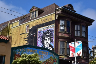 San Francisco, Haight-Ashbury