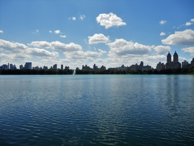 New York, Central Park, Jacqueline Kennedy Onassis Reservoir