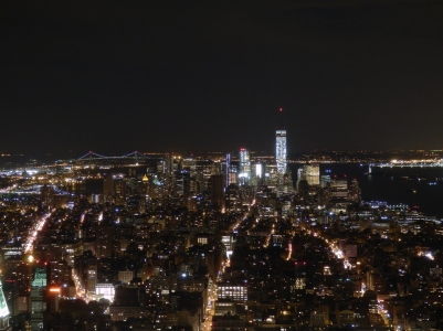 New York, Empire State Building, Manhattan