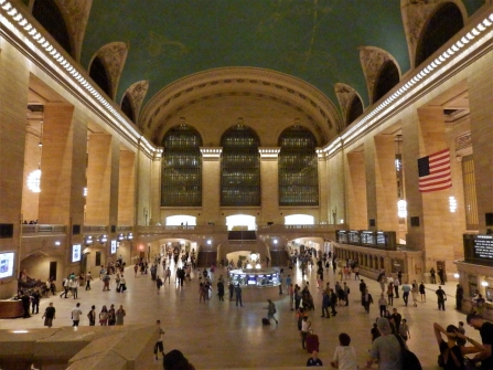 New York, Grand Central