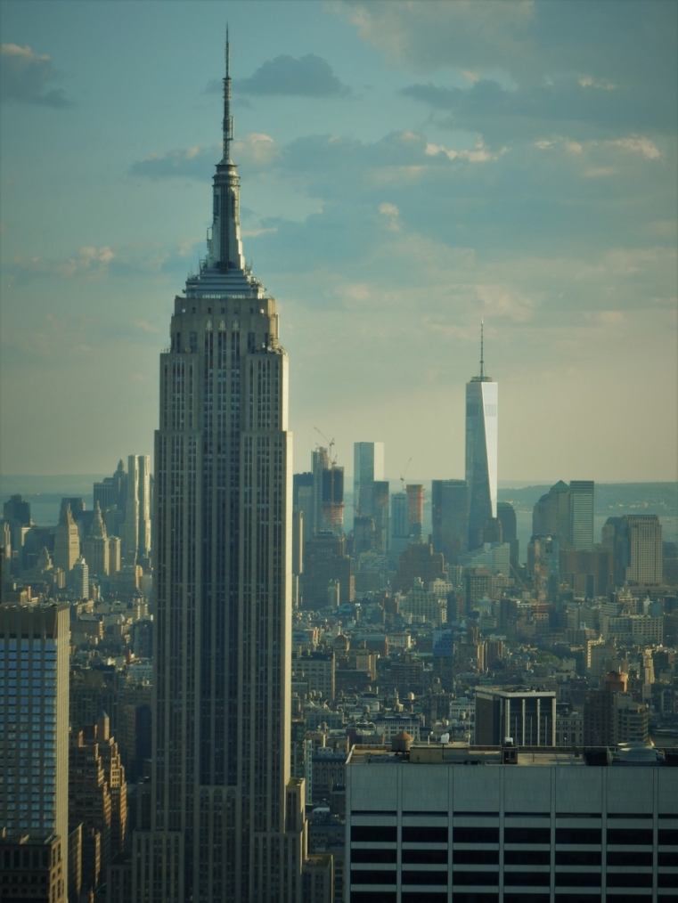 New York, Rockefeller Center, Empire State Building, One World Trade Center