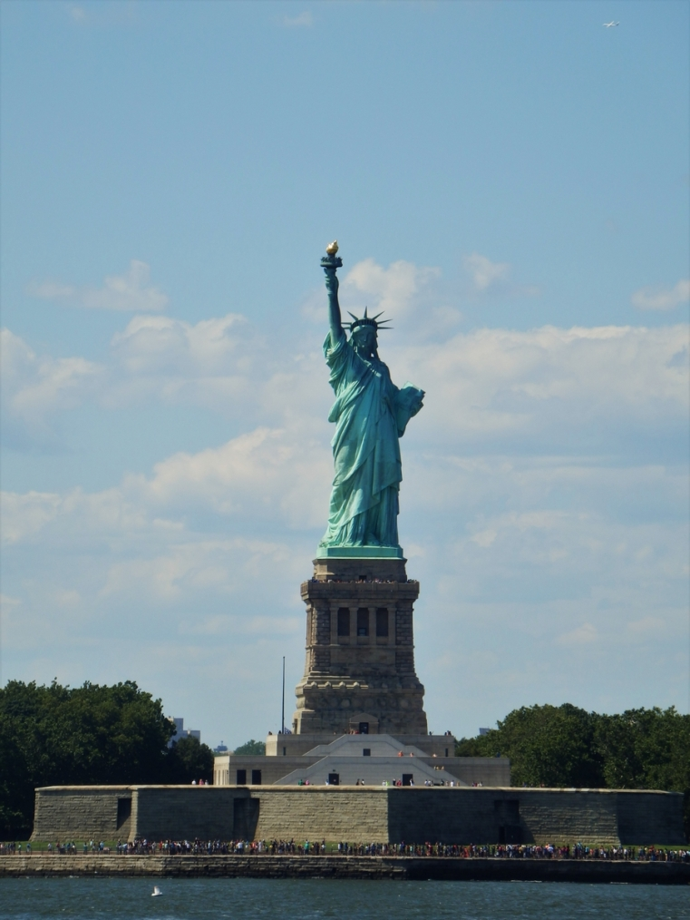 New York, Statue of Liberty