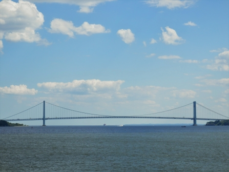 New York, Upper Bay, Verrazzano Bridge
