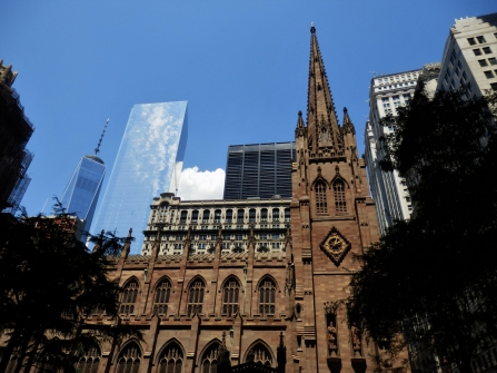 New York, Trinity Church