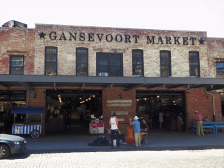 New York, Gansevoort Market, West Village