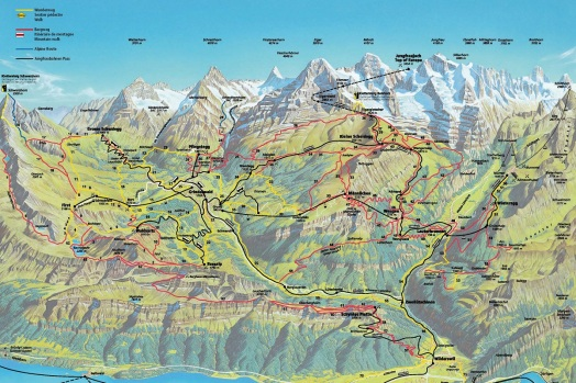 grindelwald-area-hiking-map