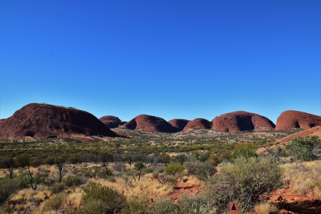 Kata Tjuta, Valley of the Winds