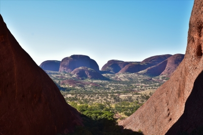 Kata Tjuta, Valley of the Winds, Karingana lookout