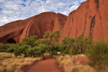 Uluru, base walk, Kantju Gorge