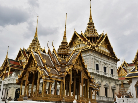 Bangkok, the Grand Palace