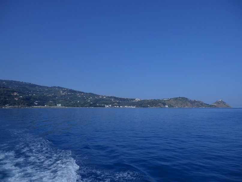 Aeolian Islands, cruise