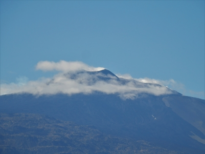 Mount Etna, summit
