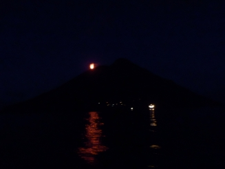 Stromboli, eruption, Aeolian Islands