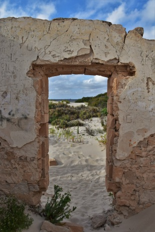 Eucla, Telegraph station