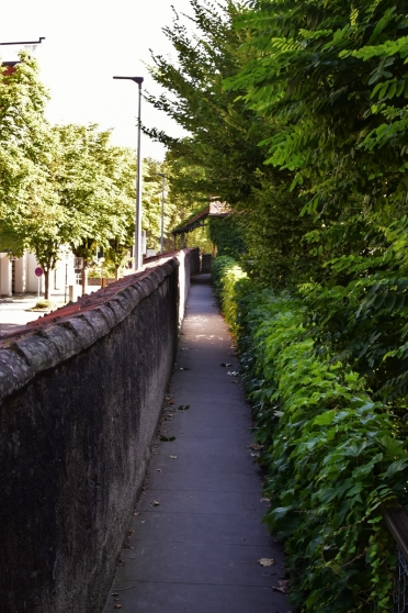 Rampart Walk, Lindau