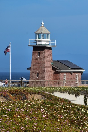 Santa Cruz, California, lighthouse