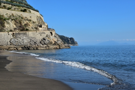 Amalfi Coast, Minori, beach