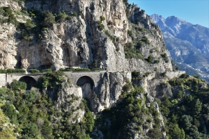 Amalfi Coast, road