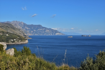 Sorrento Peninsula, Ieranto Bay, Amalfi Coast