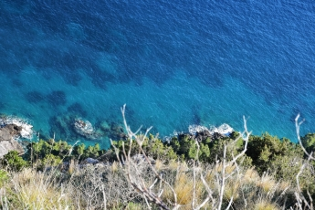 Sorrento Peninsula, Ieranto Bay