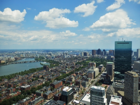Boston, Skywalk Observatory