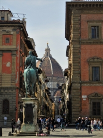 Florence, statue, Duomo