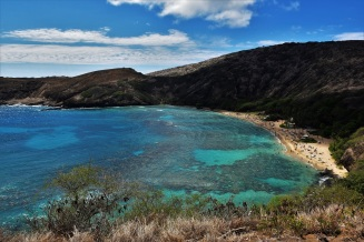 Hanauma Bay, Hawaii