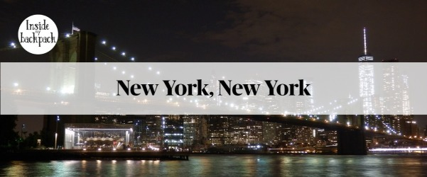 New York, article