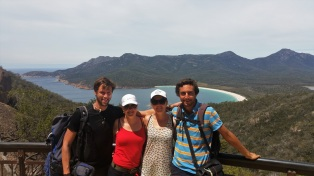 Tasmania, Wineglass Bay