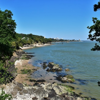 Saint-Nazaire, coastal path