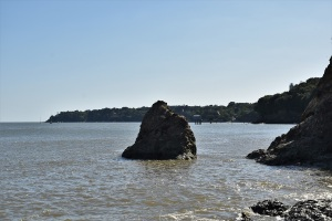 Saint-Nazaire, Rocher du Lion