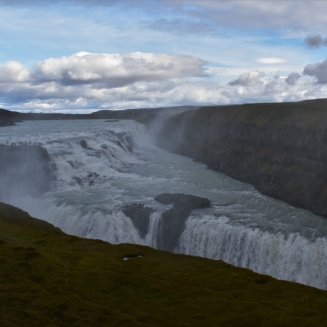 Gulfoss, Golden Circle, waterfall, Iceland