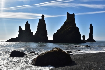 Reynisfjara, South Coast of Iceland