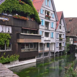 The Old Town of Ulm