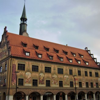 The Old Town of Ulm, Rathaus