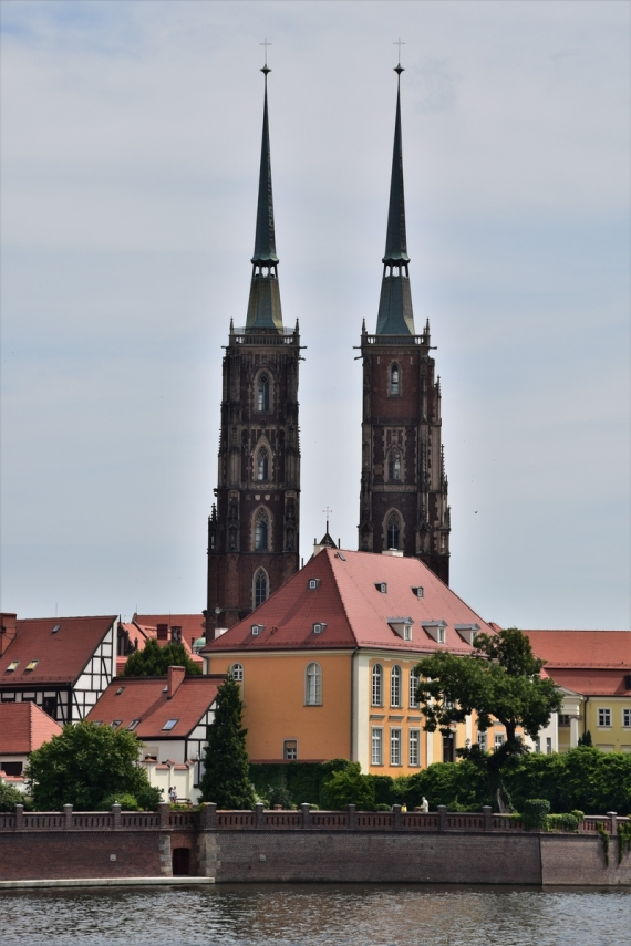 Wroclaw, cathedral