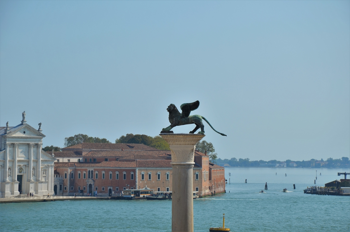 Venice, Lion of Saint Mark