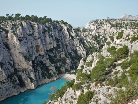 The Calanque d'En-Vau